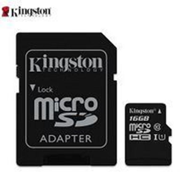 Memoria Kingston 16Gb SDHC