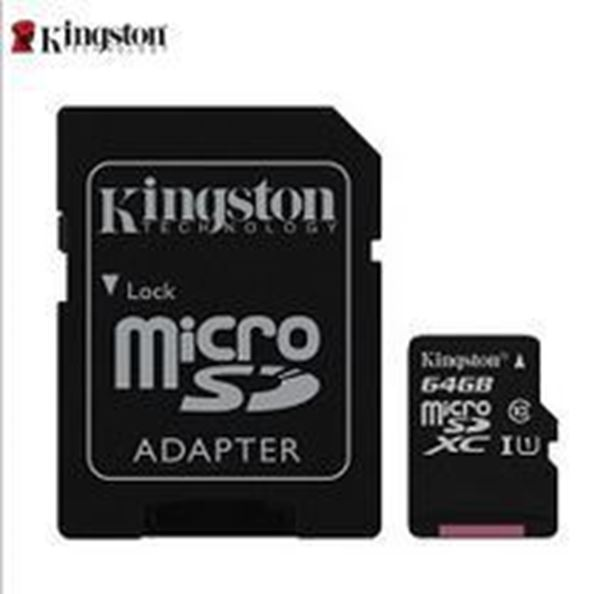 Memoria Kingston 64Gb SDHC