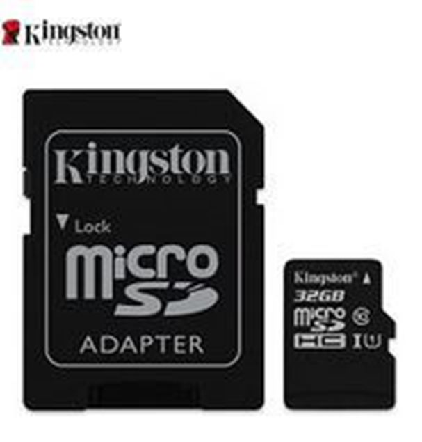 Memoria Kingston 32Gb SDHC