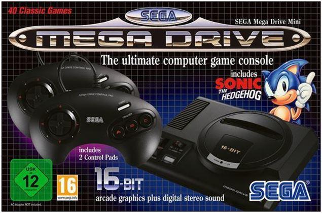 Sega - MegaDrive Mini